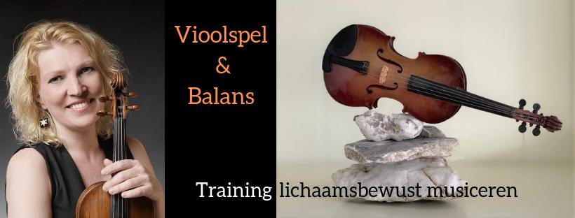 Vioolspel & Balans | nieuw seizoen – nieuwe start